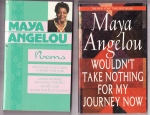 Books by Maya Angelou