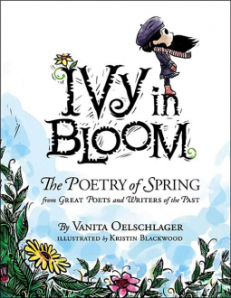 IVY IN BLOOM cover photo from Net Galley site